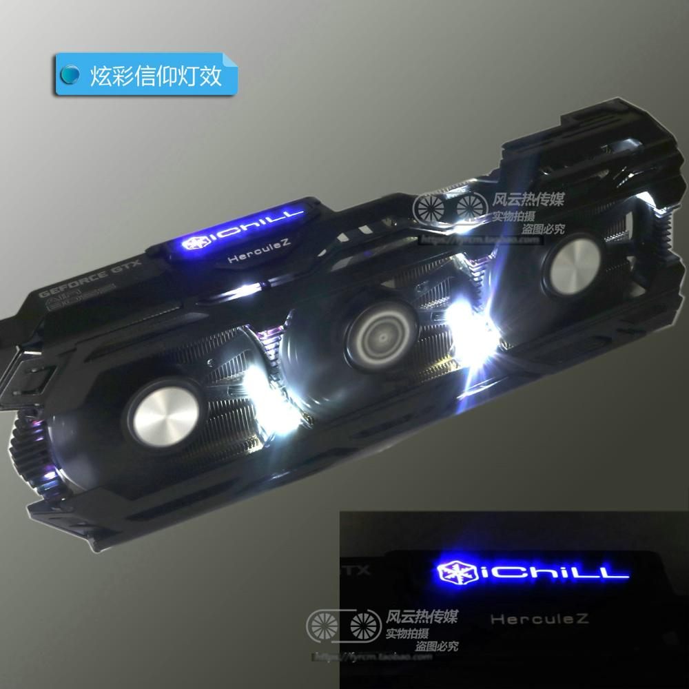 New Original for Inno3D iChiLL Geforce GTX 1080Ti Graphics Video cooler image