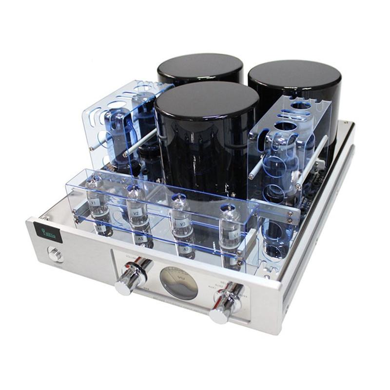 YAQIN MC-13S 40WPC EL34 6CA7 10L Vacuum Tube Push-Pull Integrated Amplifier цена