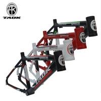 TAOK mountain bike frame 20 inch bicycle disc brake special frame aluminum alloy seamless tube tripod