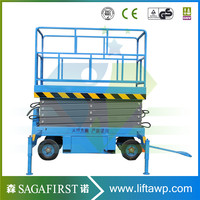 Full Electric Hydraulic Scissor Lift with CE