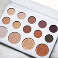 New Makeup Eye Shadow Palette 14 Colors Eyeshadow Make Up Set Waterproof Easy to Wear free shipping
