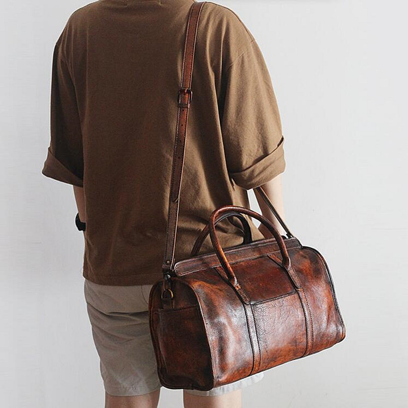 100% Cowhide Ladies Cross Shoulder Bag Genuine Cow Leather Female Vintage Bags Boston Cow Leather Women's Totes Handbag Bolso compatible xerox color 560 550 570 digital printer color laser printer toner powder kcmy 4kg free shipping high quality
