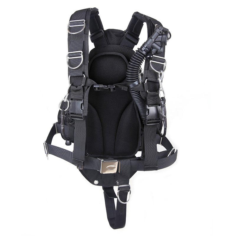 [BIG PROMOTION]25 LBS Sidemount Scuba Diving BCD clever платье clever 201546 6 белый коралловый