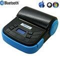 Новый 80 ММ Bluetooth термопринтер POS Чековый Принтер USB Переносной Мобильный принтер Для Windows XP/7/8 Android IOS Телефонов