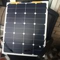 12 V 65 W Panel Solar Flexible de Alta Eficiencia Suave Para Autocaravanas 12 V Silicio Monocristalino de la batería Del Coche de Energía Solar celular
