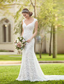 2016 Vintage Long Mermaid Wedding Dresses White Ivory Lace Vestido De Noiva Sexy Backless Sweetheart Lady Bridal Gowns R166171