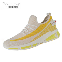 New Arrival Summer Running Sneakers Men High Quality Air Mesh Fashion Casual Sports Shoes Outdoor Comfortable Basket Shoes