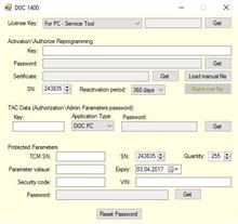 Universal Allison DOC para PC 14.0 keygen