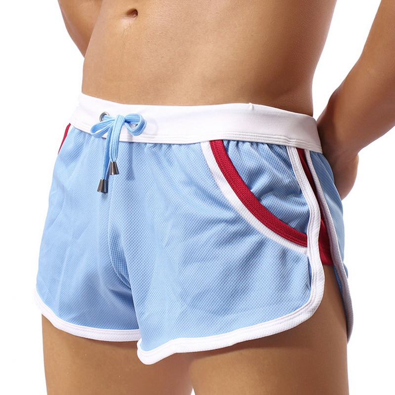Shorts Summer Workout Bodybuilding Joggers Breathable Casual Thin Men
