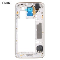 Replacement Middle Bezel Back Frame   Housing   Cover For Samsung Galaxy S5 i9600 G900F G900H   Mobile     Phone   Parts And Accessories