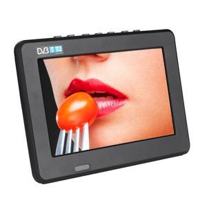 Image 4 - LEADSTAR 7 אינץ DVB T2 דיגיטלי אנלוגי טלוויזיה הטלוויזיה 800x480 ברזולוציה גבוהה תמיכה TF כרטיס USB אודיו