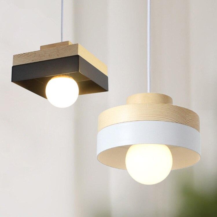Round Pendant Light Nordic Creative Personality Art Deco