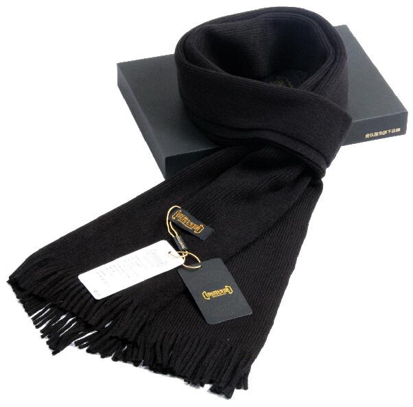 Otoño e invierno de moda superior del grado rectángulo de Color sólido de lana bufandas Macrochaeta espesor negro bufandas juego de regalo del hombre del silenciador