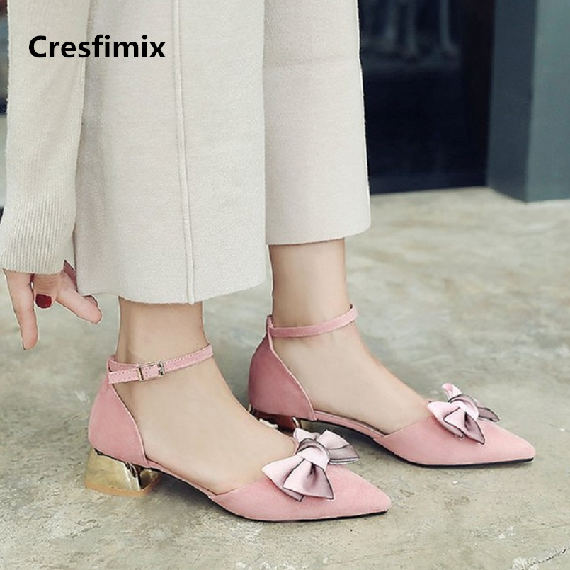 Cresfimix tacones altos women fashion spring & summer bow tie high heel shoes lady casual stylish shoes sweet high heels a2950Cresfimix tacones altos women fashion spring & summer bow tie high heel shoes lady casual stylish shoes sweet high heels a2950