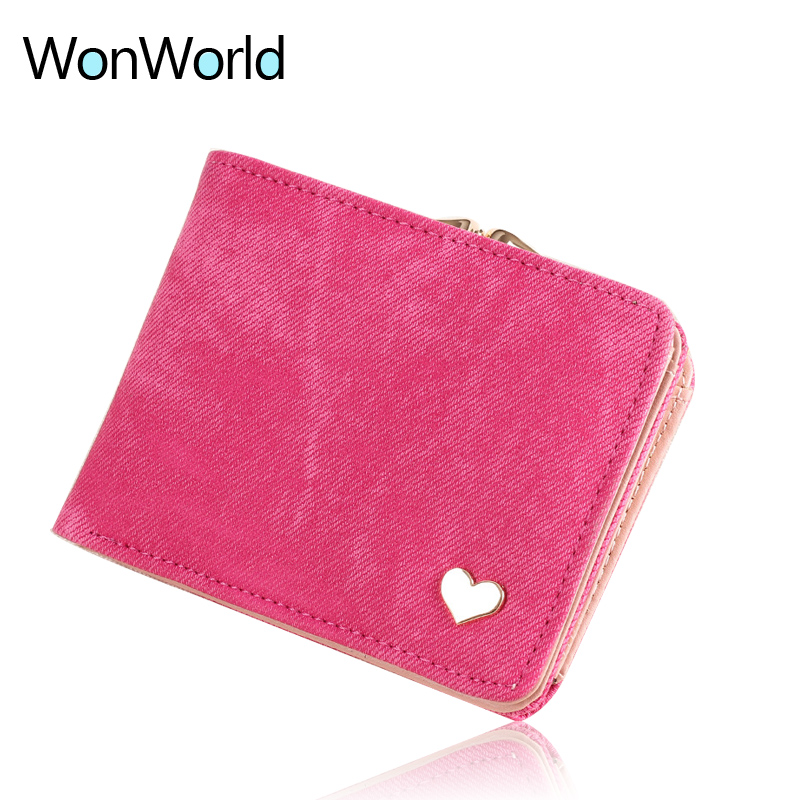 Women wallets and purses luxury brand famous small female wallets designer high quality pu leather fanny coin purses Clutch 6