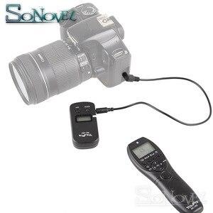 Image 3 - YouPro MC 292 DC0/DC2/N3/S2/E3 2,4G Drahtlose Fernbedienung Timer Auslöser für canon/Sony/Nikon/Fuji/Panasonic/Olympus