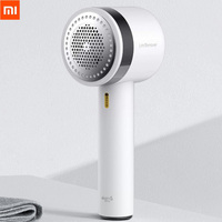 Xiaomi Deerma Lint Remover Hair Ball Trimmer Sweater Portable 7000r/min Motor Trimmer Concealed sticky Hair Tube USB Charging Smart Remote Control