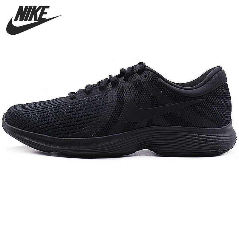 174a232f0dfb Original New Arrival 2019 NIKE Revolution 4 Men s Running Shoes Sneakers