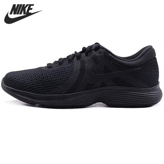 men's revolution 4 black running shoes