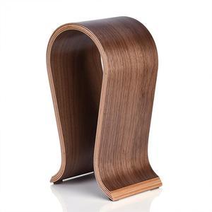 Image 4 - Vbestlife suporte de fones de ouvido, suporte universal de madeira para fones de ouvido da sony, expositor de mesa, prateleira, cabide para akg