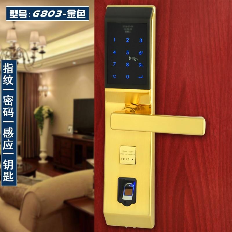 Alibaba Fingerprint Password Keypad Door Lock, Biometric Fingerprint Door Lock Manufacturer