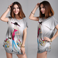 Fashion Bohemia summer wear The Spring ,The new shirt high sales of large size garment  short sleeve T-shirt
