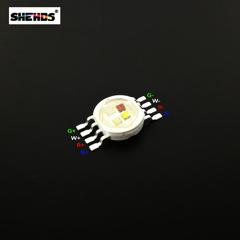 LED RGBW 4in1 For LED RGBW Lighting  LED Chips Red/green/bule/white Fast Shipping,SHEHDS