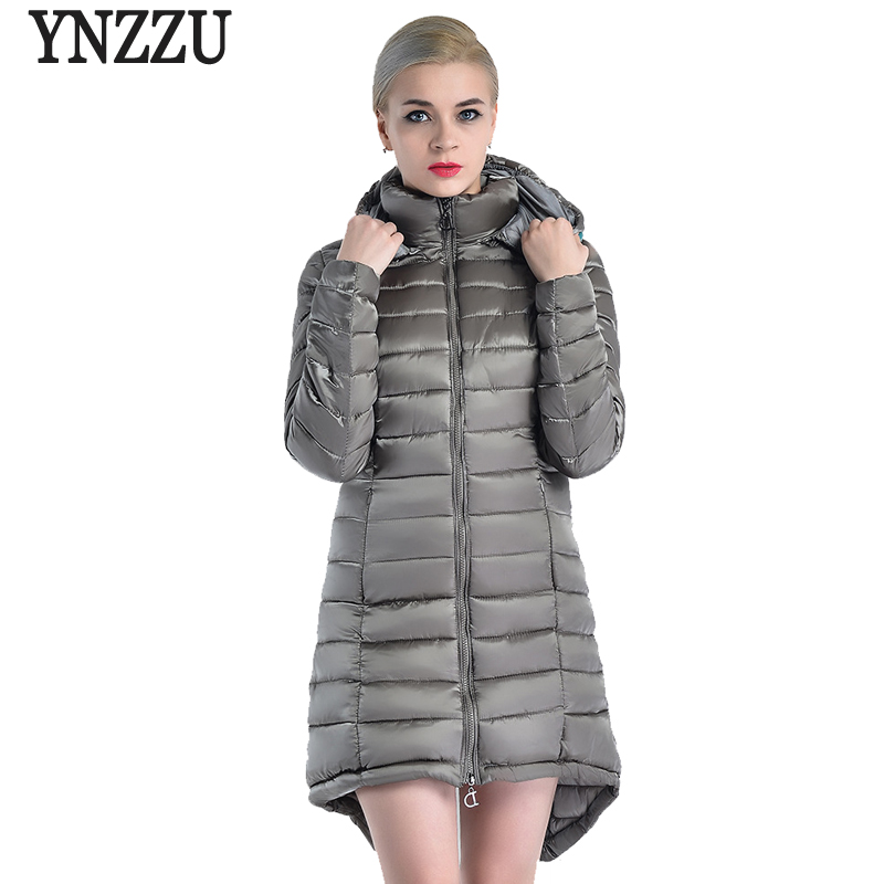 2017 New Autumn Winter Women Parkas Solid Mid Long Cotton Padded Warm Female Jacket Hooded Parka Overcoat High Quality AO387 women winter jacket 2017 new fashion cotton coat female slim warm hooded parkas women overcoat high quality long sleeve parka
