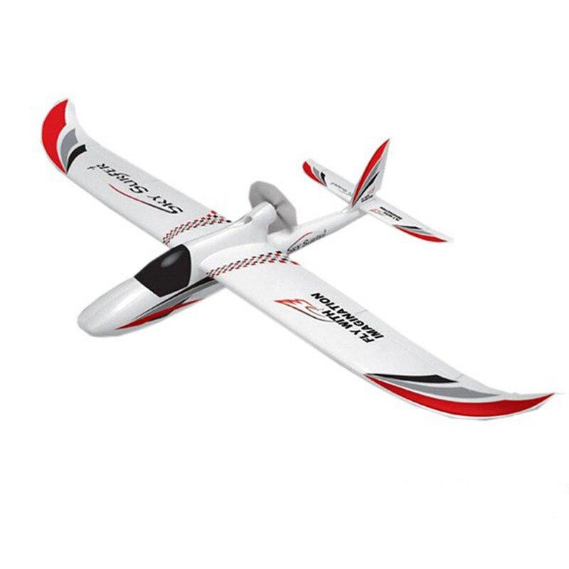 Небо Серфер X9-II 1420 мм размах крыльев FPV самолета для Планер самолета RC PNP