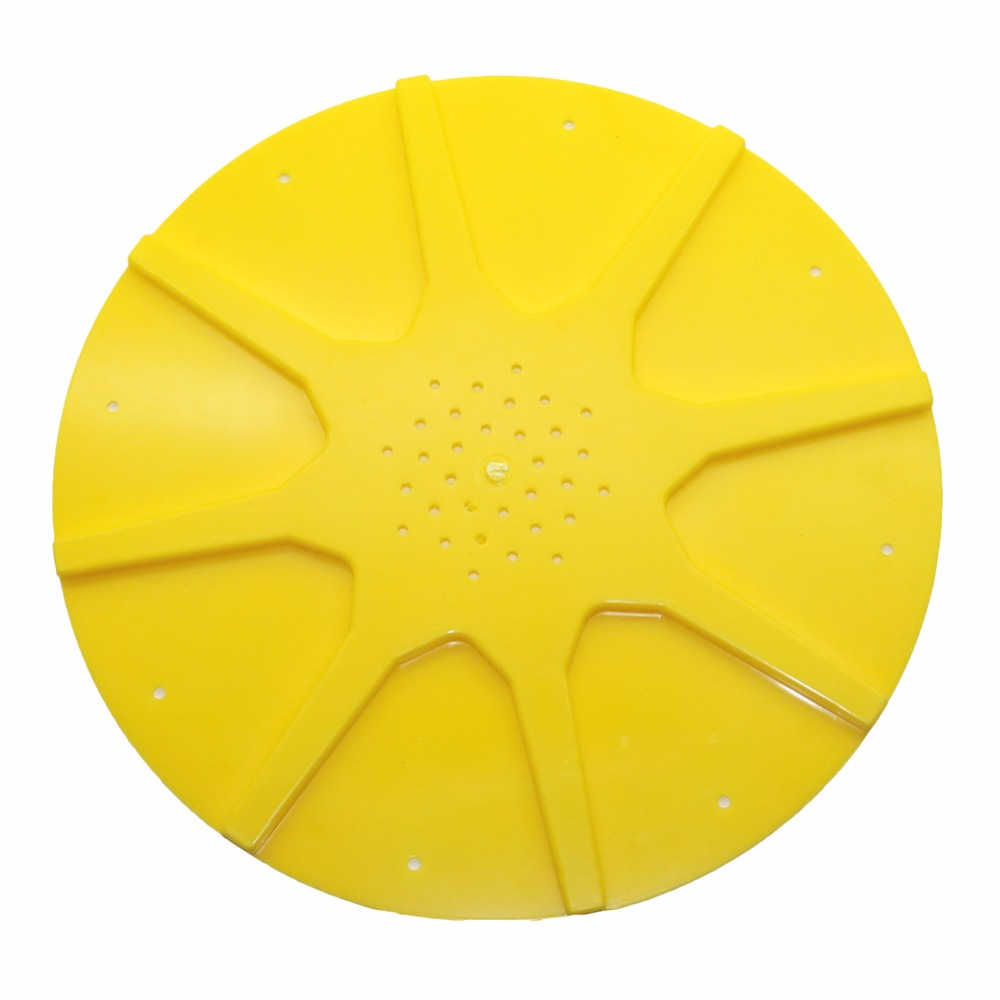 5 vnt. Bitininkystė Skrydžio kontrolė Beehive Geltona plastiko anti-pabėgti Bitininkystės įrangos didmeninė prekyba