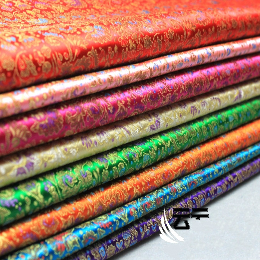 Online get cheap jacquard upholstery fabric aliexpress for Cheap fabric material