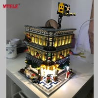 LED Light Up Kit For Blocks Compatible With Lego Building Bricks Minifigures Toys For Kids City