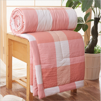 Постельные покрывала и одеяла с принтом, новинка 2018, размер King пледы-одеяла для постельные принадлежности для взрослых одеяло домашний текс...