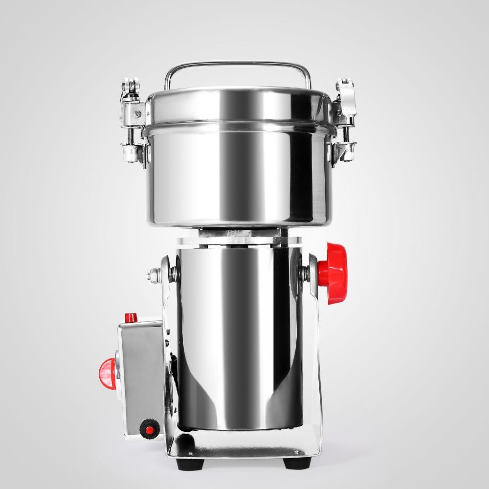 500g Electric Herb Grain Mill Grinder Ores Salt Multifunction Universal Mills