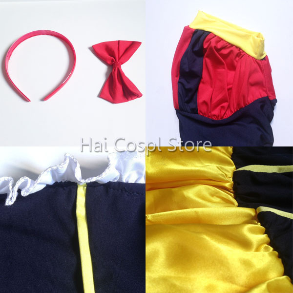 Snow White Costume Carnival Halloween Costumes