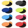 ABS Discs Slide Fitness plate Fitness Abdominal Workout Exercise Rapid Training Slider Gliding Discs Yoga Training Exercise Equi