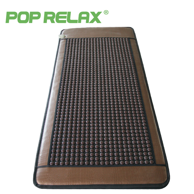 POP RELAX Korea health bed mattress tourmaline germanium anion ceramic stone electric heating pad infrared thermal mat mattress