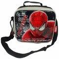 Spider Man Lunch Bag Box for Kids Boys Children School Cartoon Lunchbag Lunchbox Picnic Food Thermal Bags