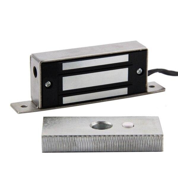 Sicherheit & Schutz 100lbs 60 Kg 12 V Embedded Magnetverschluss Elektromagnetische Schrank Lock Tür Moderate Kosten