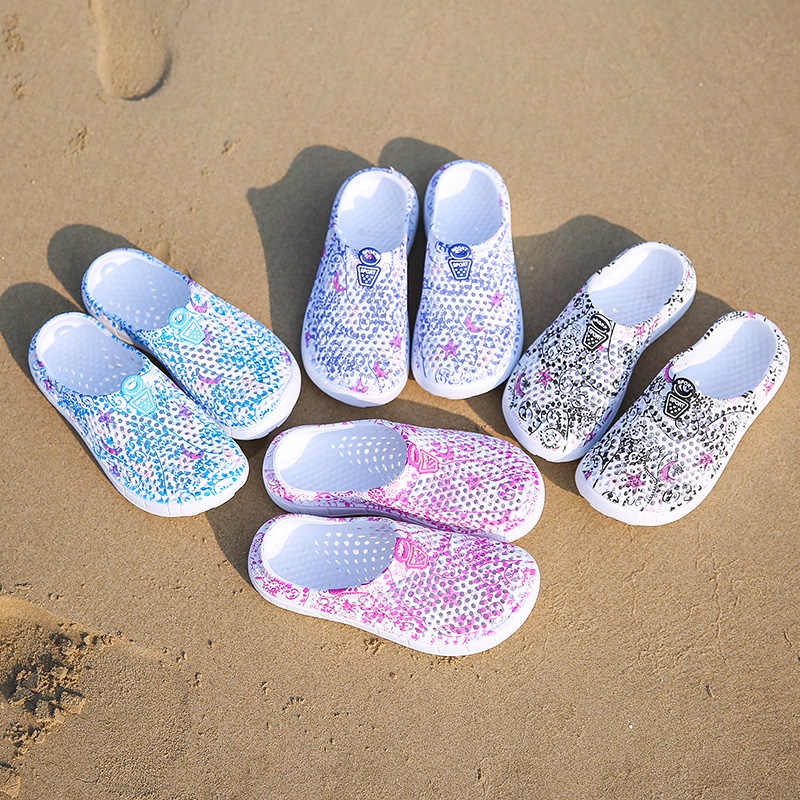 4dff7c4c5f Detail Feedback Questions about Women Water Sandals Summer Slippers ...