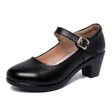 2019 New Genuine Leather Women Shoes Sexy Fashion Wedding Pumps Office High Heels Casual Shoes for Elegant Ladies Work Shoes lafs cstlav genuine leather elegant pumps for women high heel sweet light comfortable black work office shoe fashion dress shoes