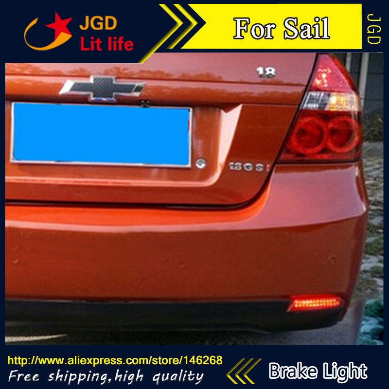 Free shipping Tail light parking warning rear bumper reflector for Chevrolet LOVA Car styling indesit ewuc 4105