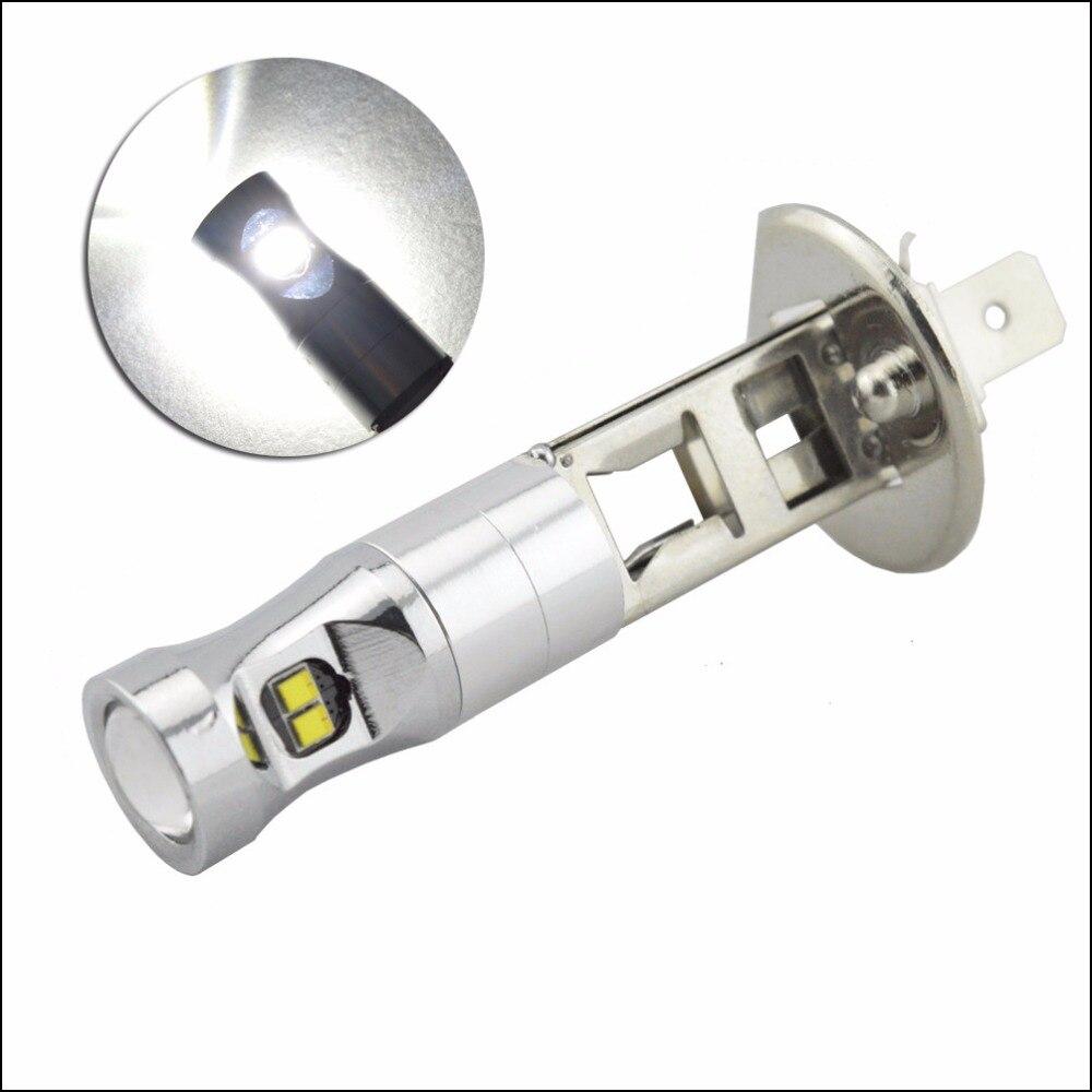 Ruiandsion H1 H3 T10 Светодиодные лампы csp чип автомобилей Противотуманные фары супер яркий белый 6000 К DRL дневные Бег свет лампа авто лампы 12 В-24 В