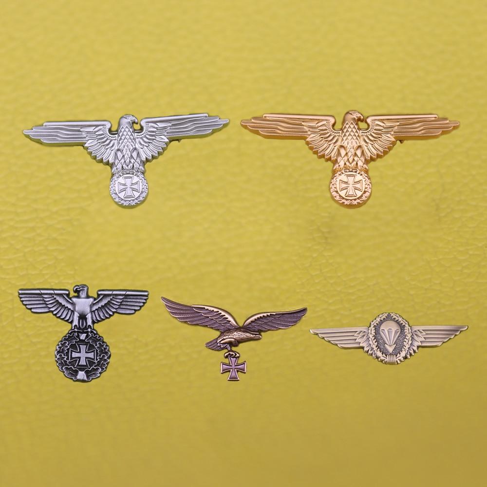 Ww2 Немецкий Орел значок с крестом, Германия|Броши|   | АлиЭкспресс