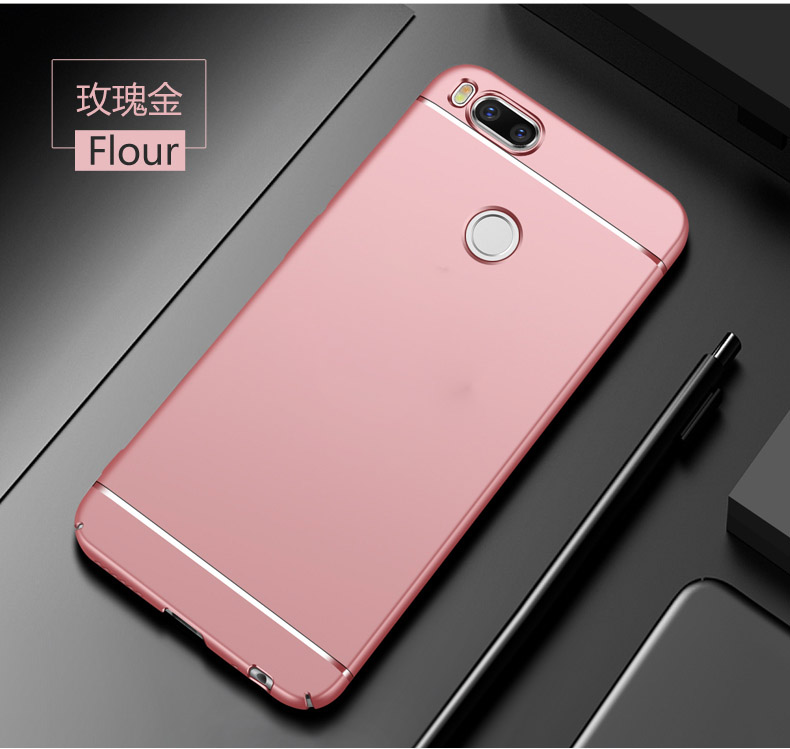new product db1c6 59b53 US $3.99 |Mi5X MiA1 Case Luxury Plastic PC Back Case for Xiaomi Mi A1  Fitted Case for Xiaomi Mi A1 MiA1 Mi5X Mi 5X Phone Cover-in Fitted Cases  from ...