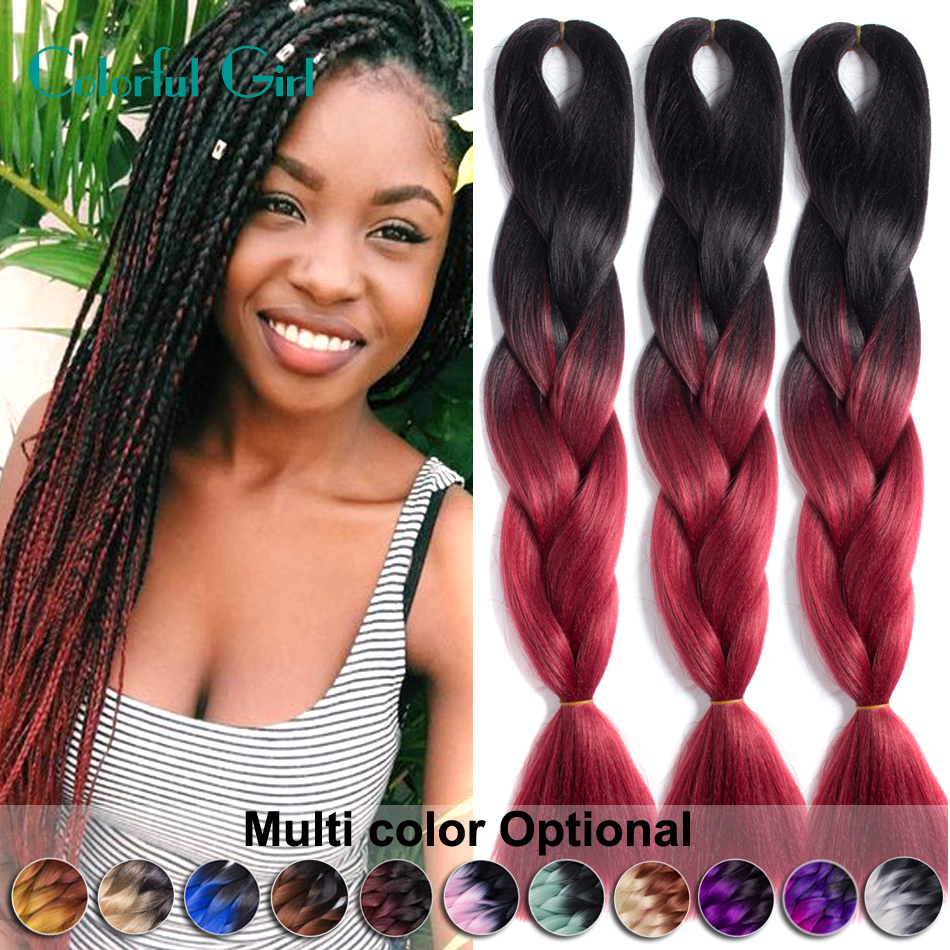How Many Packs Of Xpression Hair For Jumbo Braids