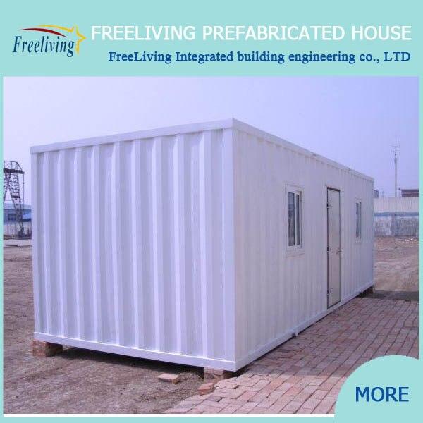 Casas prefabricadas modulares casa de contenedores plegable contenedor casa expandible house - Casas prefabricadas de contenedores ...