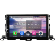 Android 6.0.1 Octa Core 4GB RAM 32GB ROM Car Multimedia Player Bluetooth Touch Screen MP3 Player For Toyota Highlander 2015
