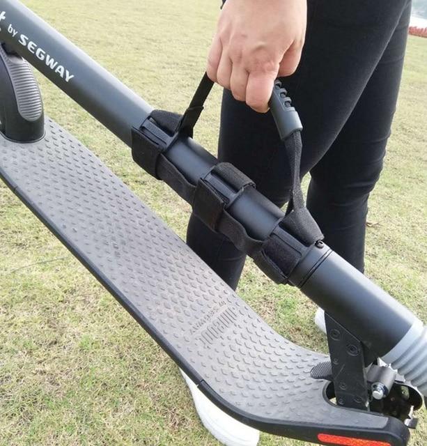 Портативный ксиаоми Mijia M365 PRO Ninebot ES1 ES2 электрический скутер скейтборд ручной переноски ручные ремни ремень лямки крюк