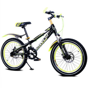 Children's Bicycle 16/18/20 Disc Brake Shock Absorber Single-speed Children's Bicycle
